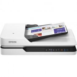 Epson WorkForce DS-1660W 600 x 600 DPI Flatbed scanner Black,White A4 B11B244401