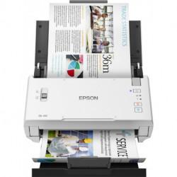 Epson WorkForce DS-410 600 x 600 DPI ADF + Manual feed scanner Black,White A4 B11B249401