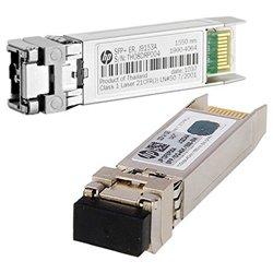 HPE Aruba 1G SFP LC SX network transceiver module Fiber optic 1000 Mbit/s J4858D