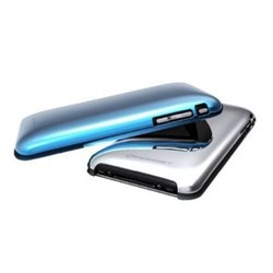 Konnet Shine mobile phone case Cover Blue,Silver