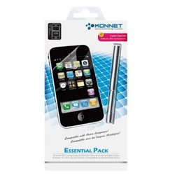 Konnet KN-6203 screen protector Mobile phone/Smartphone Apple 3 pc(s)