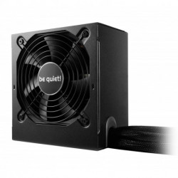 be quiet! System Power 9 unidad de fuente de alimentación 400 W ATX Negro