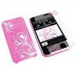 Konnet HardJAC Graffito mobile phone case Cover Pink