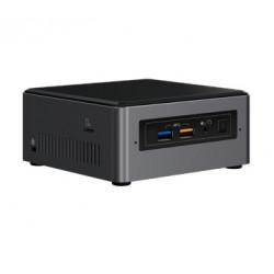 Intel NUC NUC7I3BNH i3-7100U 2,40 GHz Schwarz BGA 1356