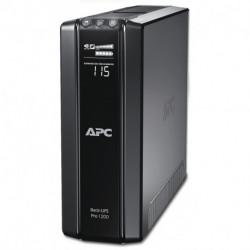 APC Back-UPS Pro Unterbrechungsfreie Stromversorgung (UPS) Line-Interaktiv 1200 VA 720 W 10 AC-Ausgänge
