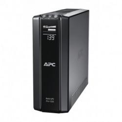 APC Back-UPS Pro Unterbrechungsfreie Stromversorgung (UPS) Line-Interaktiv 1500 VA 865 W 10 AC-Ausgänge