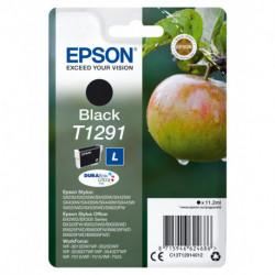 Epson Apple Singlepack Black T1291 DURABrite Ultra Ink C13T12914012