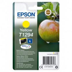 Epson Apple Singlepack Yellow T1294 DURABrite Ultra Ink C13T12944012