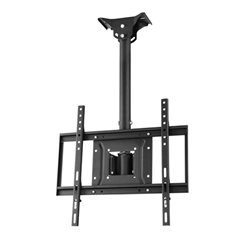"Link Accessori LKBR35 flat panel ceiling mount 139.7 cm (55"") Black"