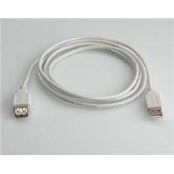 Value Câble USB 2.0 Type A-A, M/F 0,8m