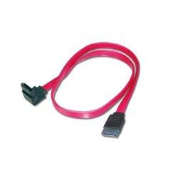 ASSMANN Electronic 2x SATA 7-pin, 0.5 m SATA cable Black,Red