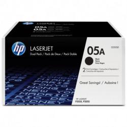 HP 05A Original Black 2 pc(s)