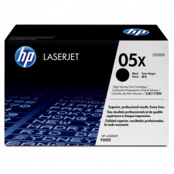 HP 05X Original Black 1 pc(s)