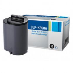 Samsung CLP-K350A Tonerkartusche Original Schwarz 1 Stück(e) CLP-K350A/ELS