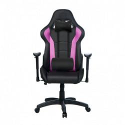 Cooler Master Caliber R1 PC gaming chair Black,Purple