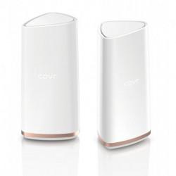 D-Link AC2202 point d'accès réseaux locaux sans fil 1000 Mbit/s Or, Blanc COVR-2202