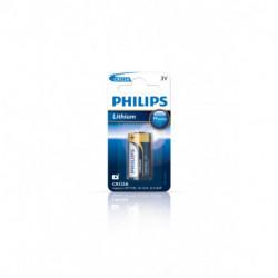 Philips Minicells Batterie CR123A/01B