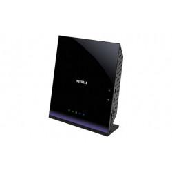 Netgear AC1600 router inalámbrico Doble banda (2,4 GHz / 5 GHz) Gigabit Ethernet Negro