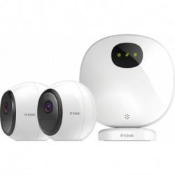 D-Link DCS-2802KT video surveillance kit Wireless