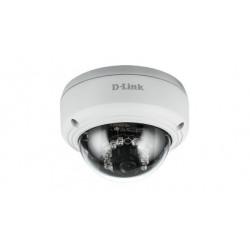 D-Link DCS-4603 security camera IP security camera Indoor Dome Ceiling/Wall 2048 x 1536 pixels