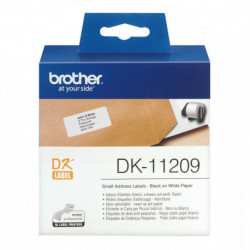 Brother Étiquettes d'adresse petite taille
