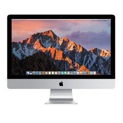 """Apple iMac 68,6 cm (27"""") 5120 x 2880 pixels Intel® Core™ i5 de 7e génération 8 Go DDR4-SDRAM 1000 Go Fusion Drive Argent PC Al"""