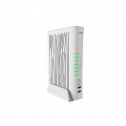 D-Link AC2200 router inalámbrico Doble banda (2,4 GHz / 5 GHz) Gigabit Ethernet Blanco