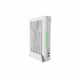 D-Link AC2200 wireless router Dual-band (2.4 GHz / 5 GHz) Gigabit Ethernet White