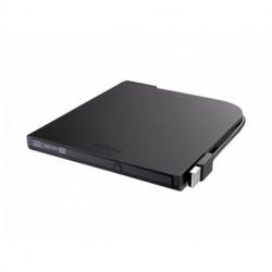 Buffalo DVSM-PT58U2VB lecteur de disques optiques Noir DVD Super Multi DL
