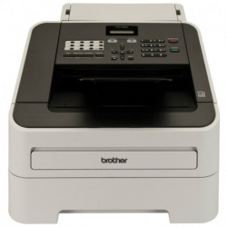 Brother -2840 fax Laser 33,6 Kbit/s A4 Negro, Gris