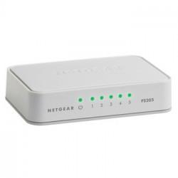 Netgear FS205 No administrado Blanco