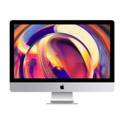 """Apple iMac 68,6 cm (27"""") 5120 x 2880 pixels 8th gen Intel® Core™ i5 8 GB DDR4-SDRAM 1000 GB Fusion Drive Prateado PC All MRR02T/"""