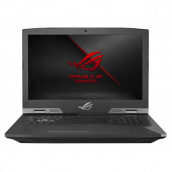 ASUS ROG G703GX-EV116T Titanium Notebook 43.9 cm (17.3) 1920 x 1080 pixels 8th gen Intel® Core™ i7 i7-8750H 32 GB DDR4-SDRAM...