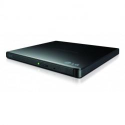 LG GP57EB40 lecteur de disques optiques Noir DVD Super Multi DL