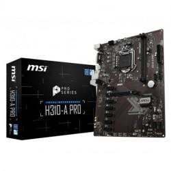 MSI H310-A PRO placa base ATX Intel® H310