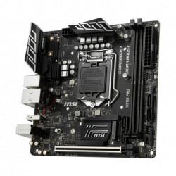 MSI H310I PRO motherboard LGA 1151 (Socket H4) Mini ITX Intel H310 Express