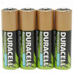 Duracell StayCharged AAA 4 Pack Wiederaufladbarer Akku Nickel-Metallhydrid (NiMH)