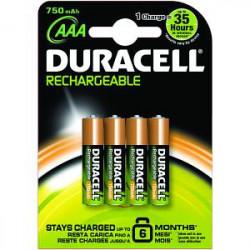 Duracell HR3-B pila doméstica Batería recargable Níquel-metal hidruro (NiMH)