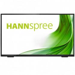 Hannspree HT 248 PPB monitor touch screen 60,5 cm (23.8) 1920 x 1080 Pixel Nero Multi-touch Da tavolo