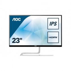 AOC Style-line I2381FH monitor de ecrã plano 58,4 cm (23) Full HD LED Preto