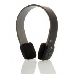 iTek ITEH03LBY auricolare per telefono cellulare Stereofonico Padiglione auricolare Nero, Grigio