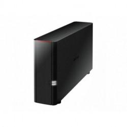 Buffalo LinkStation 210 Ethernet/LAN Noir NAS