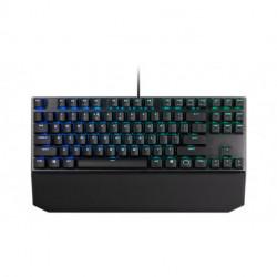 Cooler Master Gaming MK730 keyboard USB QWERTY Italian Metallic MK-730-GKCR1-IT