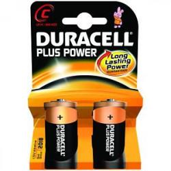 Duracell MN1400B2 pila doméstica Batería de un solo uso C Alcalino
