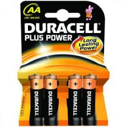 Duracell MN1500B4 pila doméstica Batería de un solo uso AA Alcalino