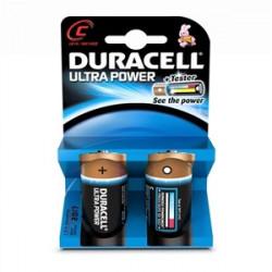Duracell MX1400B2 pila doméstica Batería de un solo uso C Alcalino