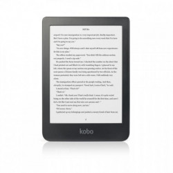 Rakuten Kobo Clara HD eBook-Reader Touchscreen 8 GB WLAN Schwarz
