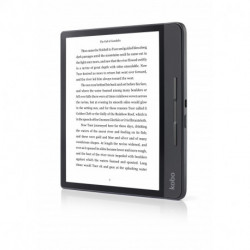 Rakuten Kobo Forma eBook-Reader Touchscreen 8 GB WLAN Schwarz