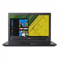 Acer Aspire 3 A315-51-50E1 Black Notebook 39.6 cm (15.6) 1366 x 768 pixels 7th gen Intel® Core™ i5 i5-7200U 8 GB DDR4-SDRAM ...