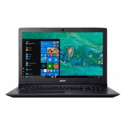 Acer Aspire 3 A315-53-87UE Black Notebook 39.6 cm (15.6) 1920 x 1080 pixels 8th gen Intel® Core™ i7 i7-8550U 8 GB DDR4-SDRAM...